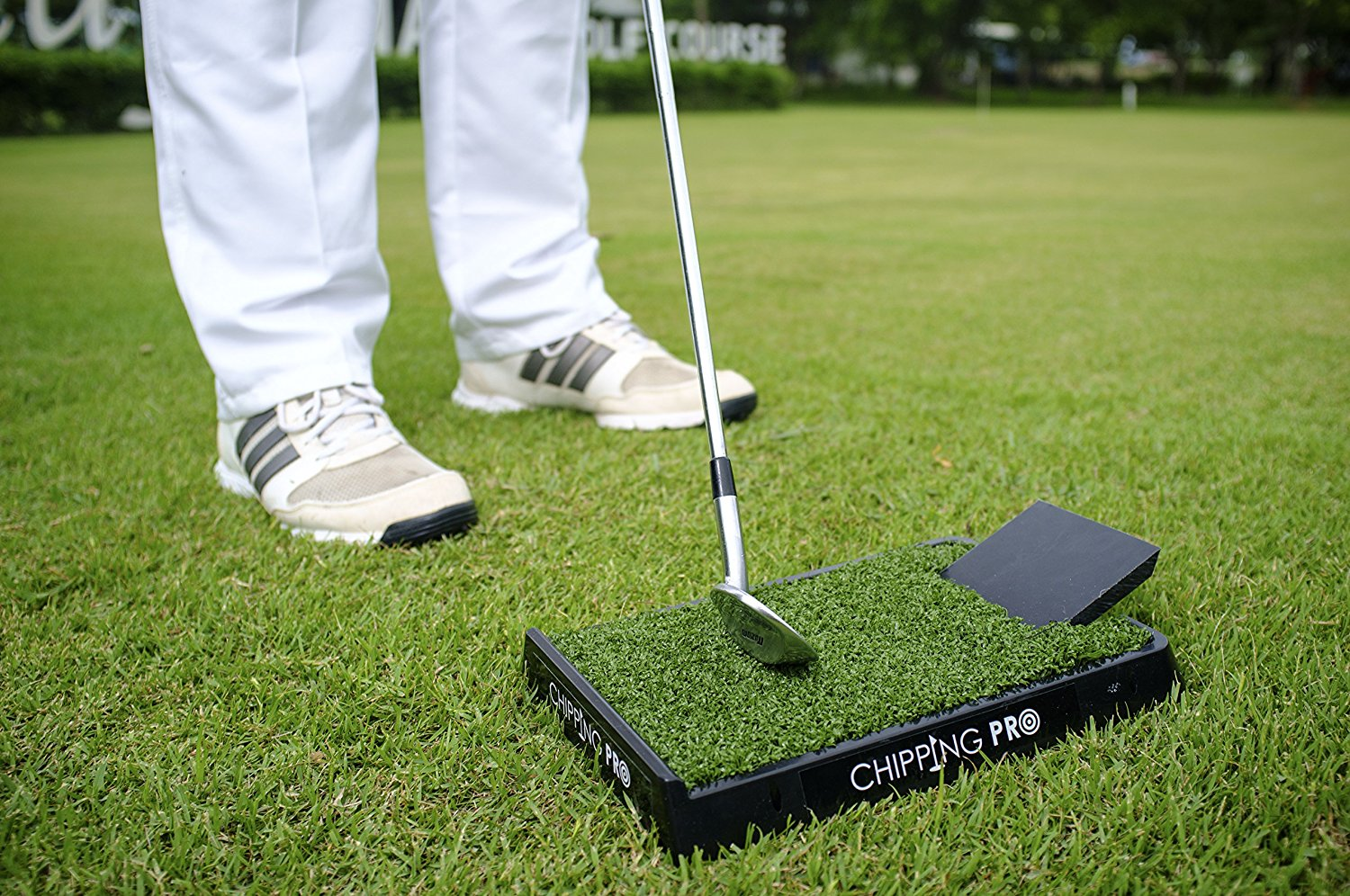 illinois youtube watch mat of golf mats presents divot durapro turf the synthetic