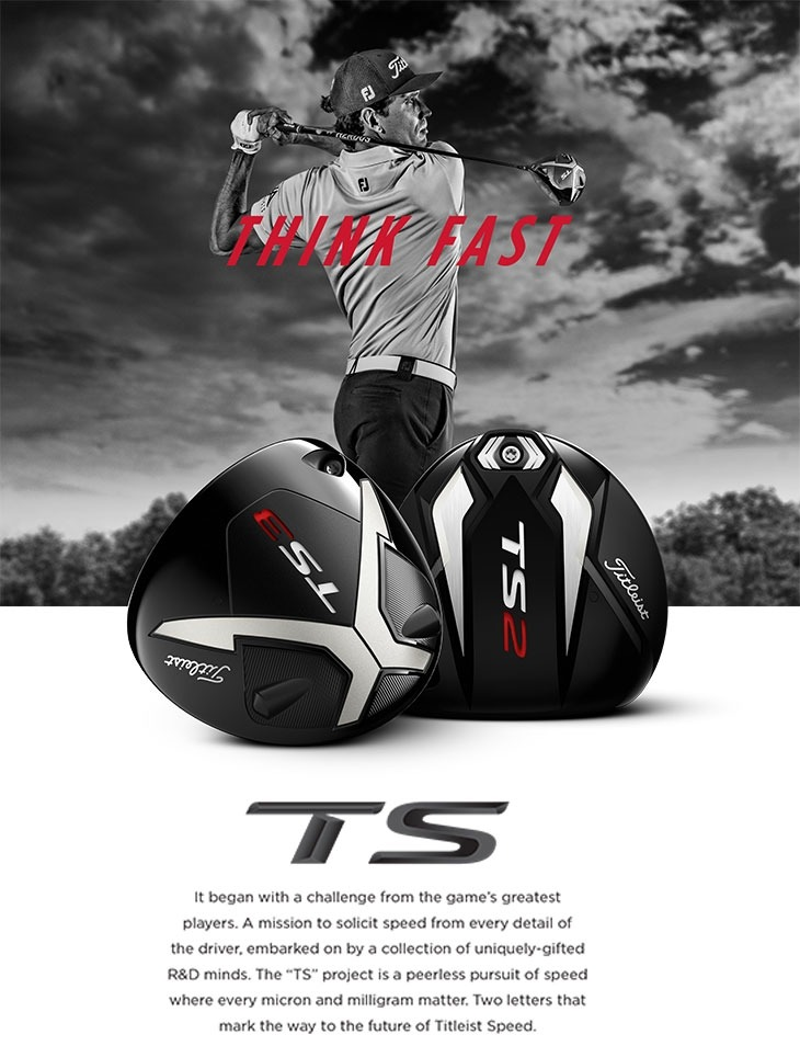 eGolf Megastore - Titleist Ts3 9 5* Driver With Project X