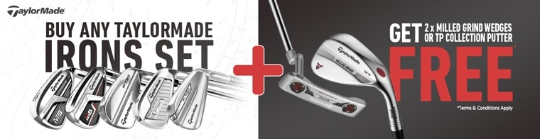 TaylorMade Irons Special Deals