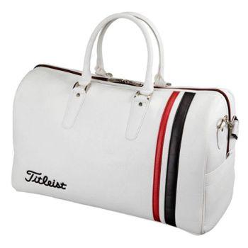 Titleist Neo Classic Boston Bag - White