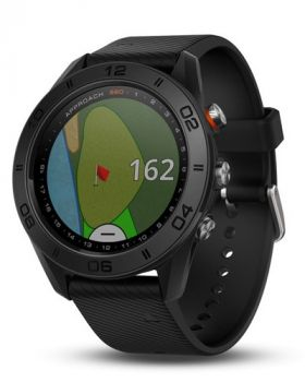 Garmin Approach S60 Gps Golf Watch - Black