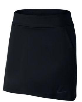 """Nike Women's 16.5"""" Golf Skort - Black"""
