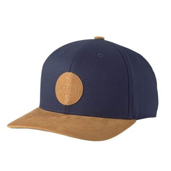 Cobra Men's HWY99 Snapback Golf Cap - Navy Blazer