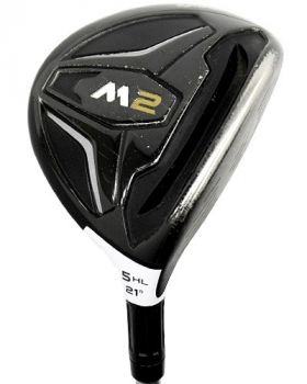 Excellent Condition Taylormade 2016 Women's M2 Fairway Wood 5HL* with Reax 45 Graphite Shaft