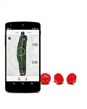 GAME GOLF DIGITAL SHOT TRACKING TAGS SET REAL TIME - FOR ANDROID DEVICES