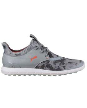 Puma Women's Ignite SL Sport Floral Golf Shoes - Quarry