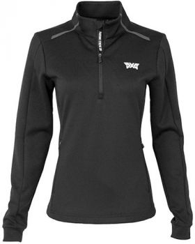 PXG Women's Striker Pullover Jacket - Black