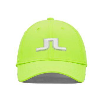 J.Lindeberg Men's Angus Golf Cap - Acid Dreams - FW21