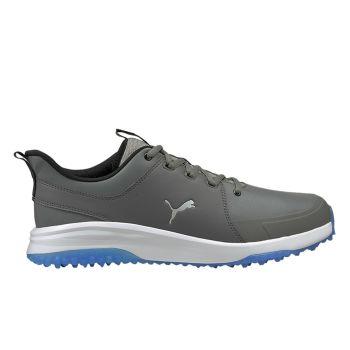 Puma Men's Puma Grip Fusion Pro 3.0 Golf Shoes - Quiet Shade/Puma Silver