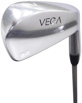 Good Condition Vega VM-01 Irons 5-PW* with Shimada Stiff Flex Shaft
