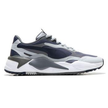 Puma Men's RS-G Golf Shoes - Peacoat/High Rise/Quiet Shade