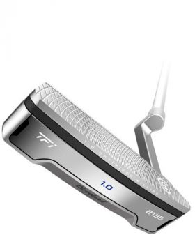 Cleveland tfi 2135 satin 1.0 35 inches putter