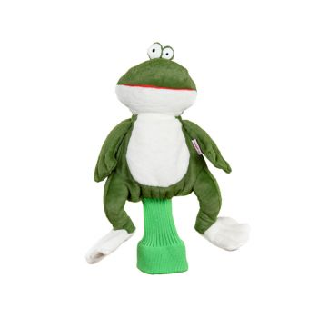 Daphne's Headcover Fitsall - Frog
