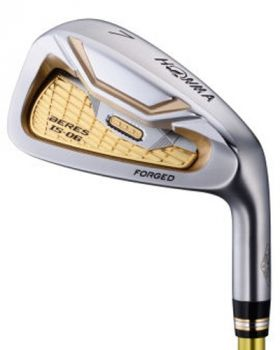 Honma Beres IS-06 5-AW* Irons with ARMRQ X-52 3 Star Stiff Flex