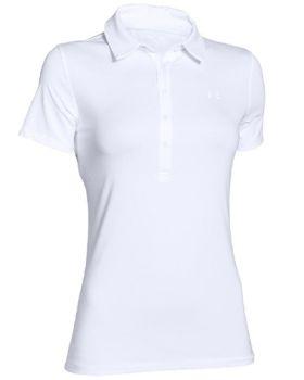 Under Armour Women's Zinger Polo Shirt - White