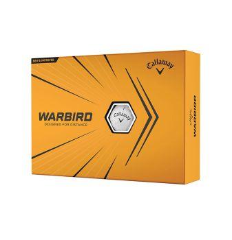Callaway 2021 Warbird Golf Balls 12Pcs - White