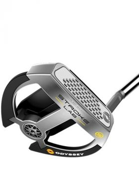 "Odyssey Stroke Lab 2-Ball Fang S OS 34"" Putter"