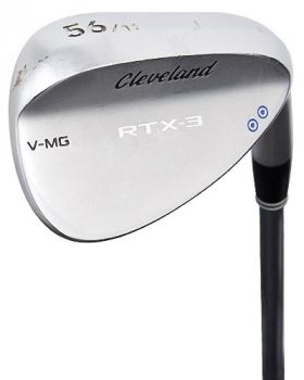 Excellent Condition Cleveland RTX 3 Wedge 56.11*