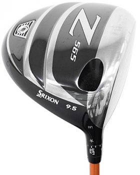 Excellent Condition Srixon Z565 Driver 9.5* with Kuala Kori 6x Extra Stiff Flex Shaft