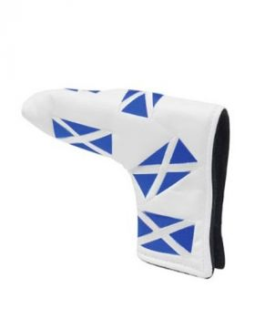 MASTERS HEADKASE FLAG PUTTER COVER - SCOTLAND