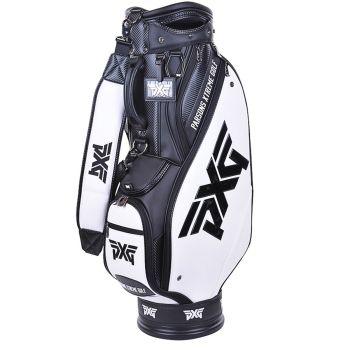 PXG 2020 Lite Caddy Bag - Black/White