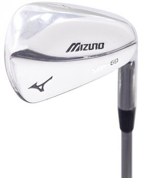 Excellent Condition Mizuno MP-69 Irons 5-PW with Project X 6.0 Steel Shaft