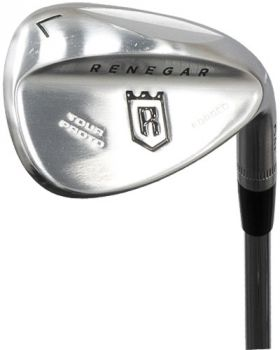 Excellent Condition Renegar Tour Proto Forged Wedge with KBS FST Steel Shaft