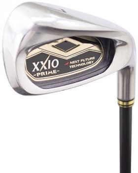 Very Good Condition XXIO Prime Irons 5-P&S* with DST SP-700 Regular Flex Shaft