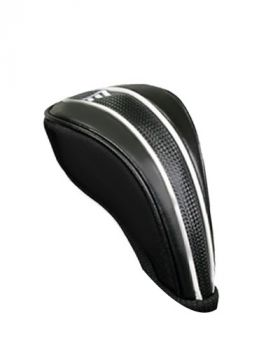 MASTERS MCZ RETRO FAIRWAY WOOD HEADCOVER - BLACK