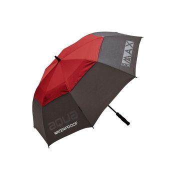 Big Max Aqua Uv Automatic Umbrella - Charcoal Red