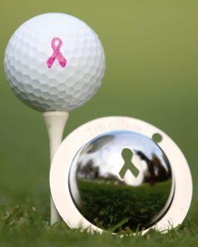 TIN CUP BREAST CANCER AWARENESS