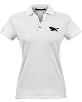 PXG Women's RLX Tech Pique Polo - White