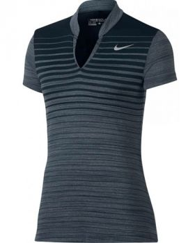 Nike Women's Zonal Cooling Golf Polo - Armoury Navy