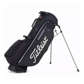 Titleist Players 4 Plus Stand Bag - Black