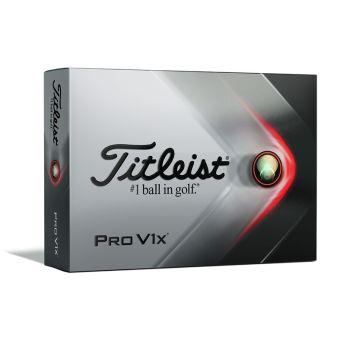 Titleist Pro V1x 2021 Golf Balls - White
