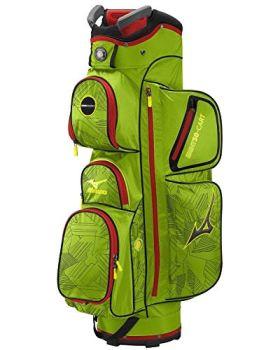 Mizuno Eight50 Golf Cart Bag - Green