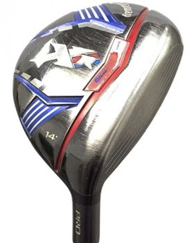 Very Good Condition Callaway XR Pro 14* Fairway Wood with Projext X LZ 6.0 Shaft