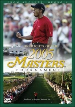 Highlights of the 2005 Augusta Masters Tournament - Tiger Woods [DVD]