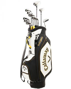 Callaway Men's Warbird 13pc Steel Regular Complete Set