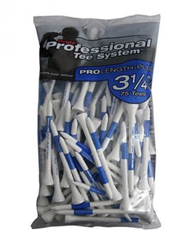 MASTERS PRIDE PTS TEES 3 1/4 INCH BLUE