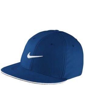 NIKE TRUE STATEMENT GOLF HAT - BLUE JAY