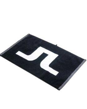 J.LINDEBERG TOUR CLUB TERRY TOWEL - BLACK