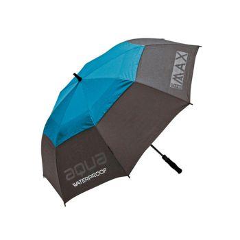 Big Max Aqua Uv Automatic Umbrella - Charcoal Cobalt