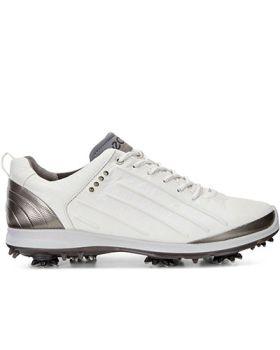 ECCO Men's Biom G 2 Golf Shoes - White