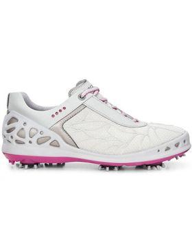 ECCO Women's Cage Golf Shoes - Concrete
