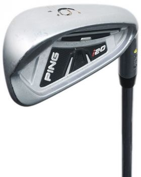 Very Good Condition Ping I20 Irons 5-PW CFS Stiff Steel Shaft