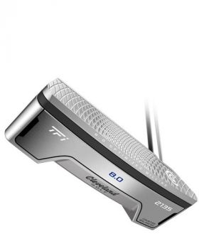 """Cleveland tfi 2135 satin 8.0 CB 38"""" putter with Oversize Grip"""