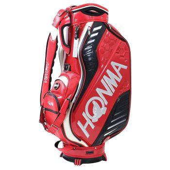 Honma CB12101 Tour Staff Bag - Red