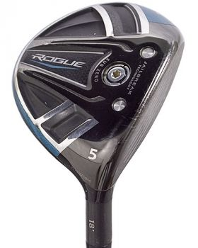 Excellent Condition Callaway Rogue Wood 5* with PX Hzrdus 6.0 Shaft