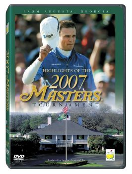 Highlights of the 2007 Augusta Masters Tournament - Zach Johnson [DVD]